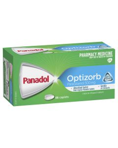 PANADOL OPTIZORB CAPLETS 96