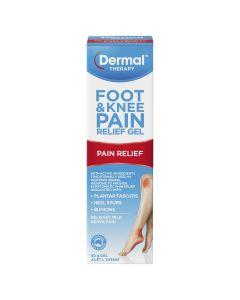 Dermal Therapy Foot & Knee Pain Relief Gel 50g