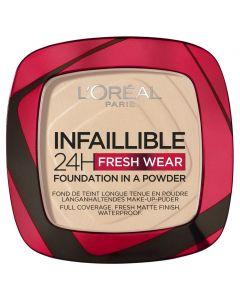 L'Oréal Paris Infallible 24 Hour Foundation in a Powder 20 Ivory