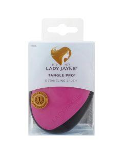 Lady Jayne Tanglepro™ Detangling Brush, Compact Palm Size