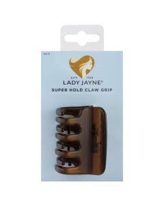 Lady Jayne Super Hold Claw Grip, Medium, Shell