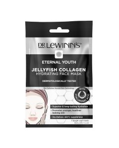 Dr LeWinn's Eternal Youth Jellyfish Collagen Hydrating Face Mask 1 Pack