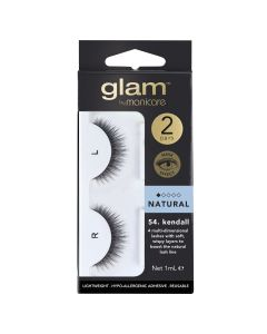 Glam by Manicare Lash Kendall (Mink) 2 Pack