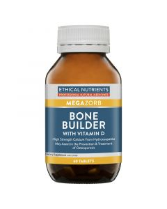 Ethical Nutrients Bone Builder with Vitamin D 60 Tablets