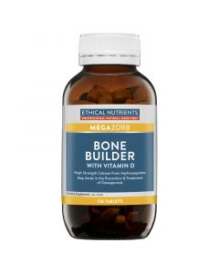 Ethical Nutrients Bone Builder with Vitamin D 120 Tablets