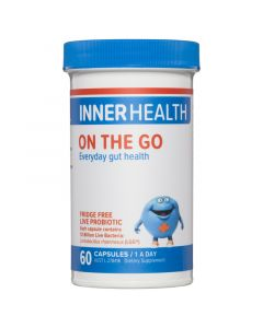 Inner Health On The Go60 Caps