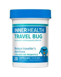 Inner Health Travel Bug 20 Capsules