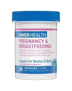 Inner Health Pregnancy And Breastfeeding 30 Capsules