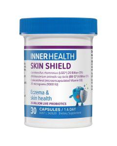 Inner Health Eczema Shield 30 Capsules