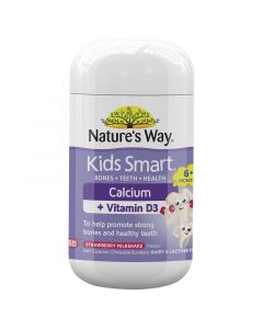 Nature's Way Kids Smart Calcium + Vitamin D3 50 Pack