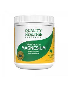 QUALITY HEALTH HS MAGNESIUM 100