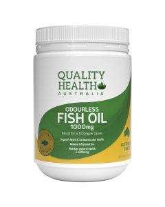 Quality Health Oless Fish Oil 1000Mg 400S