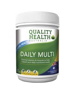 Quality Health Daily Multi 100 Tablets