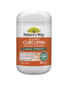 Nature's Way Activated Curcumin 90S
