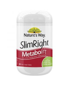 Nature's Way Sr Metabolift Tabs 90S