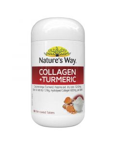 Nature's Way Sf Collagen + Turmeric 60S