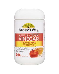 Nature's Way Apple Cider Vinegar 1200Mg 90S