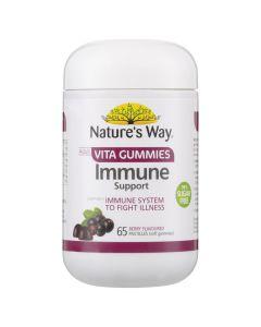 Nature's Way Adult Vita Gummies Immune Support Sugar Free 65 Pack