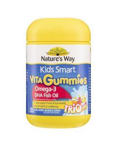 Nature's Way Kids Smart Vita Gummies Omega 120S