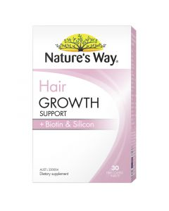 Nature's Way Hair Growth 30S
