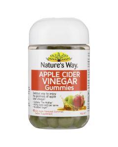 Nature's Way Acv Gummies 65S