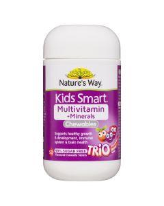 Nature's Way Kids Smart Multivitamin + Minerals 50s
