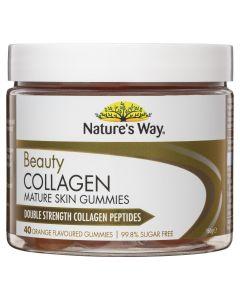 Nature's Way Beauty Collagen Mature Skin Gummies 40 Gummies