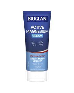 Bioglan Active Magnesium Cream 100G