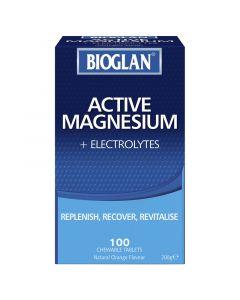 Bioglan Mag + Electrolyte Chew 100S