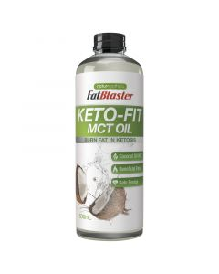 Naturopathica FatBlaster Keto-Fit Mct Oil 500mL