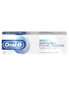 Oral-B Gum Care & Enamel Restore (Smooth Mint) Toothpaste 110G