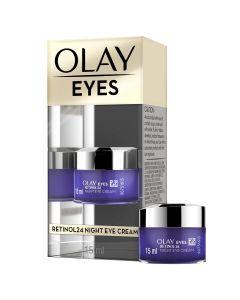Olay Regenerist Retinol24 Night Eye Cream 15ml