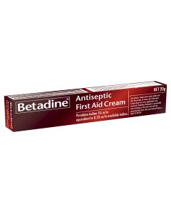 Betadine Antiseptic First Aid Cream 20g