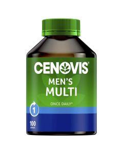 Cenovis Men's Multi 100 Capsules