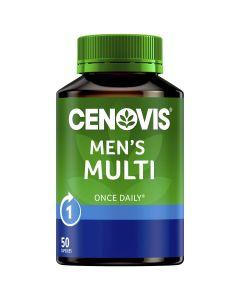 Cenovis Once Daily Men's Multi Capsules 50