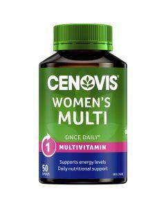 Cenovis Women's Multi 50 Capsules