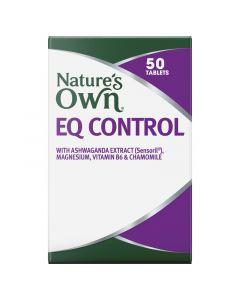 Nature's Own Eq Control Tablets 50