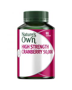 Nature's Own High Strength Cranberry 50000