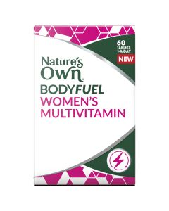 Nature's Own Bodyfuel Womens Multivitamin 60 Tablets