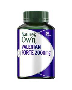 Nature's Own Valerian Forte 2000Mg Capsules 60
