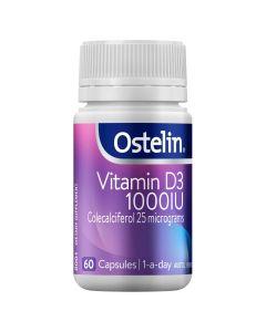 OSTELIN VITAMIN D X 60 CAPS