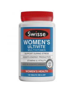 Swisse Women's Ultivite F1 120 Tablets