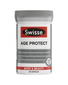 Swisse Ultiboost Age Protect 60 Capsules