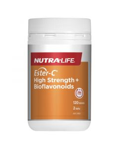 Nutra-Life Ester-C® 1500mg + Bioflavonoids 120 tablets