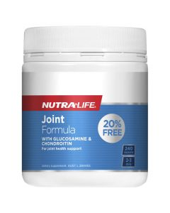 Nutra-Life Joint Formula 240 capsules