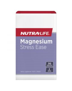 Nutra-Life Magnesium Stress Ease 30 capsules