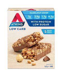 Atkins Daybreak Hazelnut Crisp 5Pk