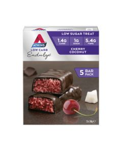 Atkins Endulge Cherry Coconut 5Pk