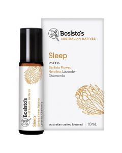 BOSISTO'S NATIVE SLEEP ROLL ON 10ML