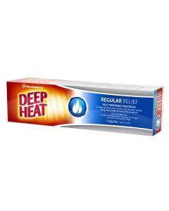 DEEP HEAT REGULAR RUB 140G